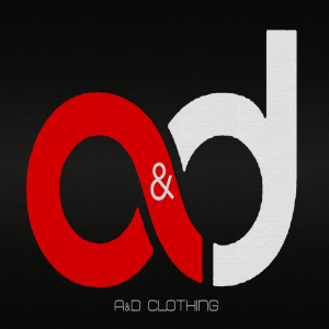 ! A&D CLOTHING Logo by Oddity3D